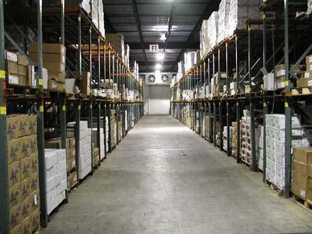 Industrial Freezer Floor Cleaner Refrigerator Cold