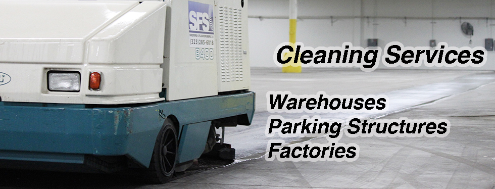 Warehouse Cleaning Service Southern California