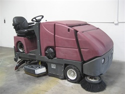 Powerboss 5550 Core 50 Sweeper Scrubber