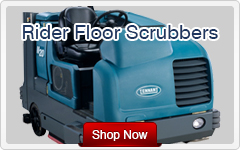 Used Floor Scrubbers Reconditioned Tennant Floor Scrubbers