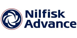 Nilfisk-Advance 10141A BRUSH, 13 .030 POLY W/PLATE